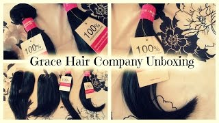 ♥AliExpress: Grace Hair Company Unboxing