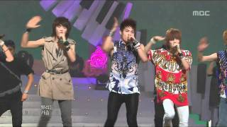 SHINee - Juliette, 샤이니 - 줄리엣, Music Core 20090718
