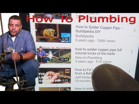 How To Plumbing Tips And Tricks Every Home Owner Should Know!