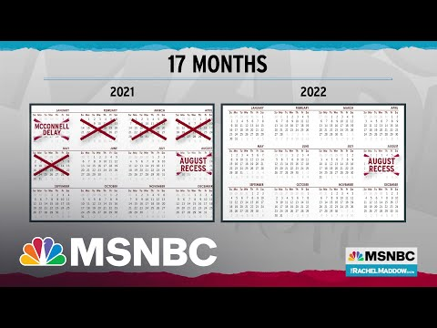 Democrats Are 'Burning Precious Time' With Month-Long Vacation
