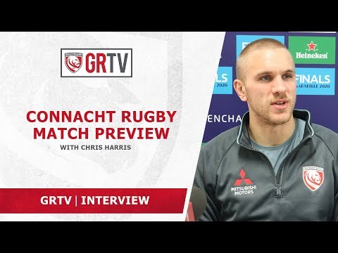 Harris says Gloucester Rugby aren't far away from clicking into gear