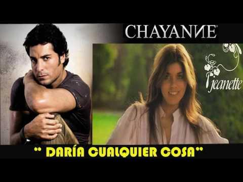 2X1 DARÍA CUALQUIER COSA - CHAYANNE Y JEANETTE - Audio