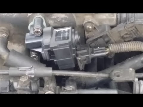 2003 Hyundai Elantra Idle Air Control Valve P0507 Fix
