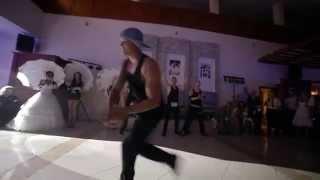 Street Attack pokaz Break Dance na weselu Buli,Flubber,Damianos,Mario,Domi,Marta,Paulina