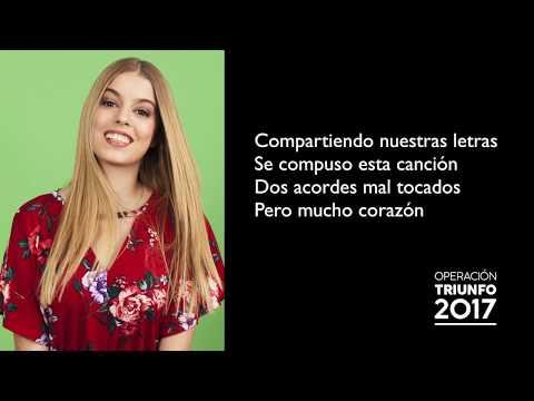 Camina - OT 2017 (Audio y Letra)