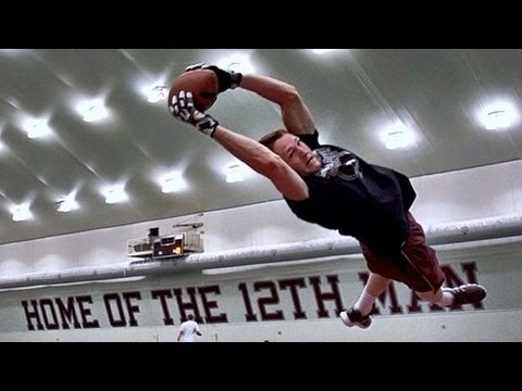 Thumbnail: NFL Draft Training | Dude Perfect