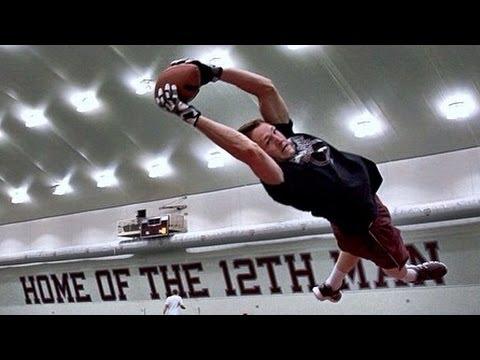 NFL Draft Training | Dude Perfect