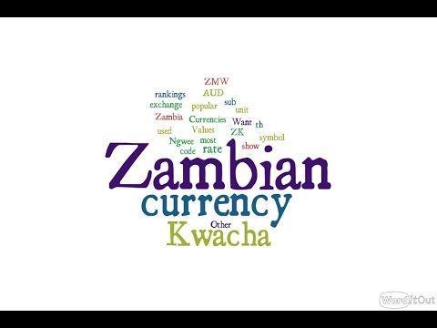 Zambian Currency - Kwacha