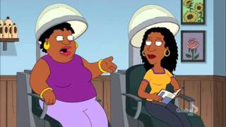 Family Guy - Black Woman In Hindsight