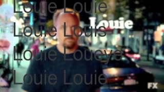 Louie Theme Song Lyrics