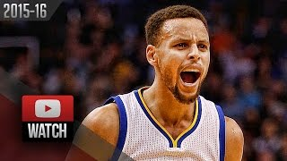 Stephen Curry Full Highlights at Suns (2015.11.27) - 41 Pts, 8 Ast