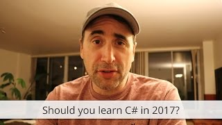 Should you learn C# in 2017