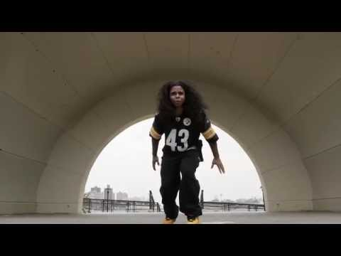 "Troy Polamalu - ""Head&Shoulders"" Theme Song/Music Video by Powermalu"