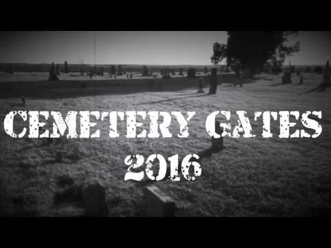 Cemetery Gates 2016
