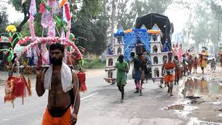 Kawad Yatra 2019 🔱ॐ नमः शिवाय🔱#KAWAD MELA #2019 #हरिद्वार उत्तराखंड