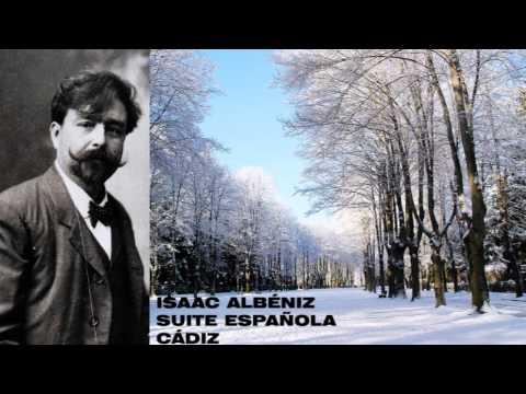 Исаак Альбенис - Suite Espanola Op 47 Iv Cadiz