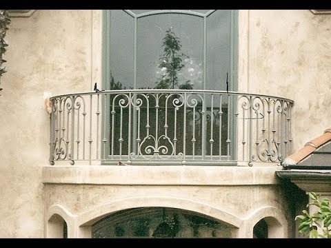 Railing Design For Balcony Youtube
