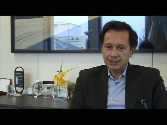 Interview de Jean-Bernard Lafonta, associé, co-fondateur d'HLD. Déc 2014