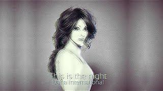 Dana International - This is the night (Explcit) HD Lyrics English and Spanish
