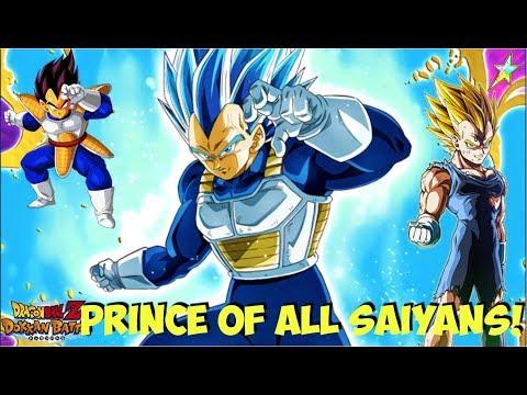 Prince of all Saiyans! Vegeta Meme Team vs UI Goku Boss Event: DBZ Dokkan Battle