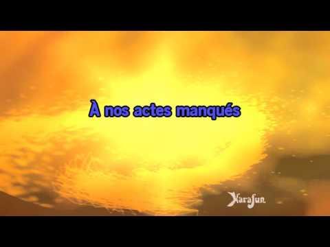 Karaoké A nos actes manqués - M. Pokora * - YouTube