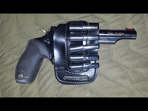 Taurus Judge Belt Holster - YouTube - photo#28