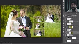 Düğün Fotoğrafçılarına Özel Albüm Tasarımı Yapımı