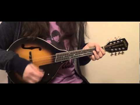 Dance Tonight Paul Mccartney Mandolin Cover Youtube