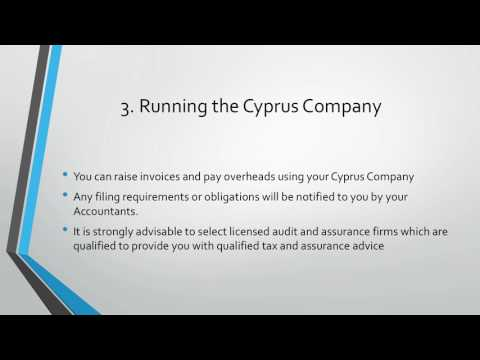 5 Steps to Create and Maintain a Cyprus Company