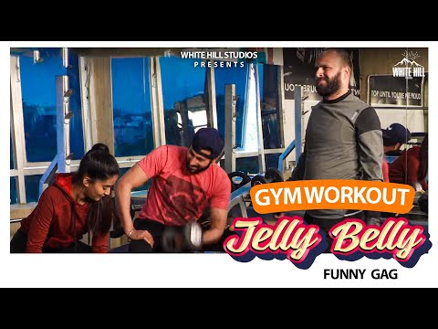 Gym Workout | Jelly & Belly | White Hill Entertainment