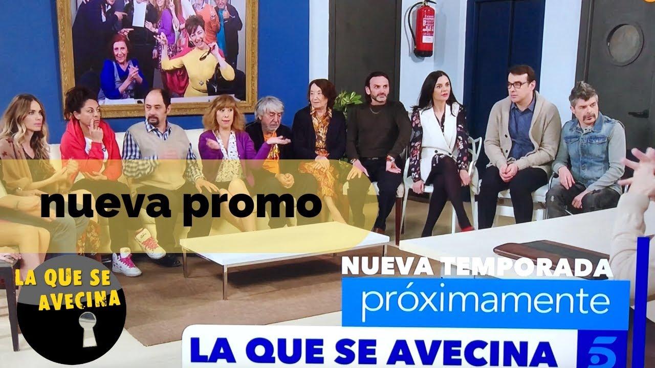 La Que Se Avecina 11ª Temporada Nueva Promo Maratón Fdf Youtube