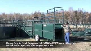 Hi-hog Portable Loading Chute.m4v