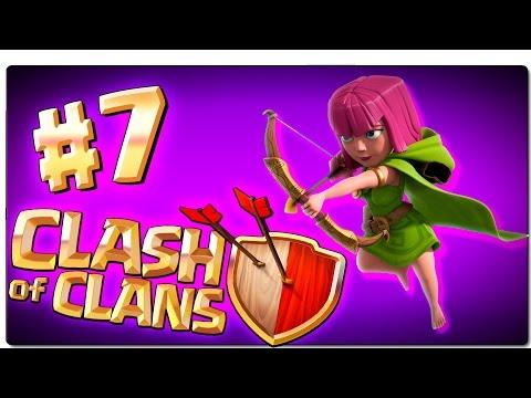 CLASH OF CLANS | Ep 7 | ¡PREPARANDO LA GUERRA! | Nivel 18 - Plata III | Android