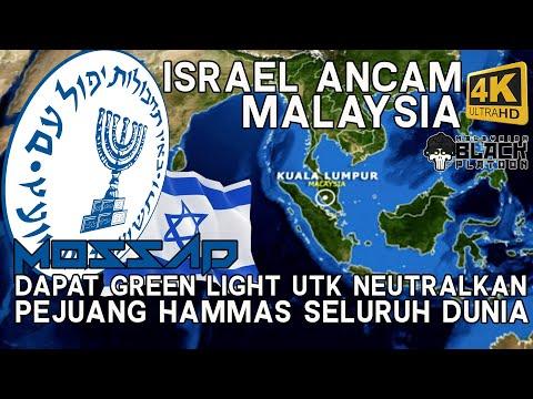 Ancaman ISRAEL pada MALAYSIA; Kita perlu berjaga-jaga & sentiasa bersedia!! - TUN M