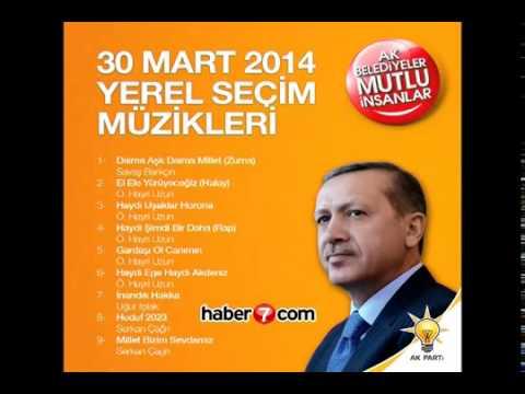 İnandık Hakka   Uğur Işılak   AK Parti 2014 Yerel Seçim Müzikleri