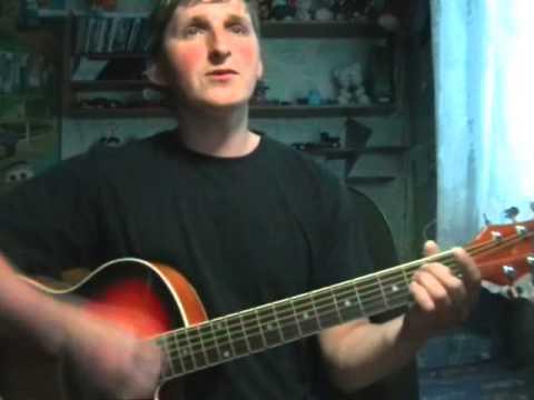 белый снег под гитару видеоклип