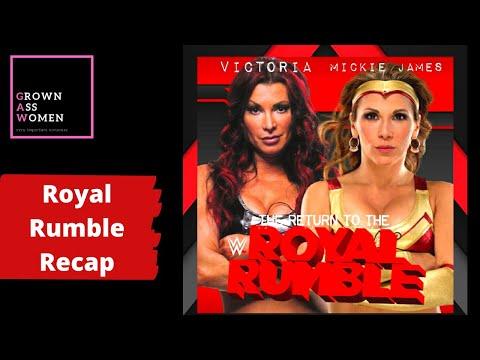 WWE Royal Rumble 2021 Recap & GIVEAWAY!   GAW TV (Ep. 39)