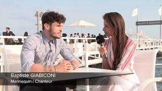 #Cannes2016 : Coup de Projecteur avec Baptiste Giabiconi et Malika Ménard