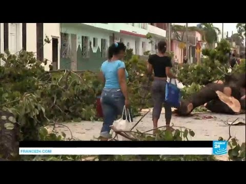 Caribbean: Haiti braces for the storm as hurricane Matthew closes in on the island