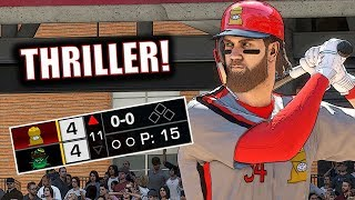 EXTRA INNING THRILLER!! MLB THE SHOW 18 DIAMOND DYNASTY