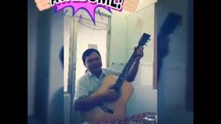 Hát về anh guitar