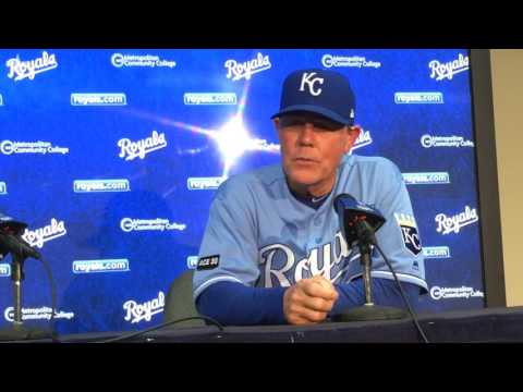 Ned Yost on walk-off win over Angels