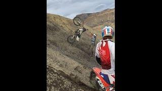 Grand Junction CO insane  Dirt Biking Jumps Hill Climbs