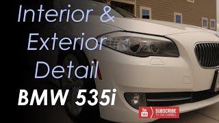 Interior & Exterior Detail // BMW 535i