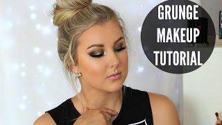 grunge makeup tutorial morphe 12z palette