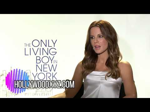 Kate Beckinsale full interview The Only Living Boy in New York
