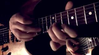 Beat It solo - Van Halen - Cover / Ending impro by Kam