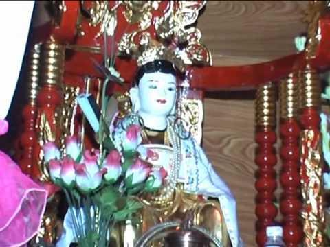 Phong cảnh đền Chúa Lâm Thao
