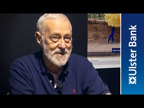 GIAF14  With Frasier's John Mahoney