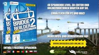 Bridge Builder 2 Trailer für Mac